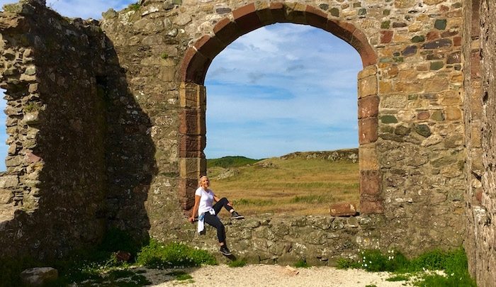 Mystical destinations, Llanddwyn Island Wales