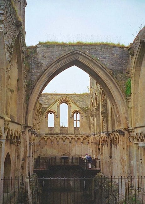 Mystical places, Glastonbury Abbey