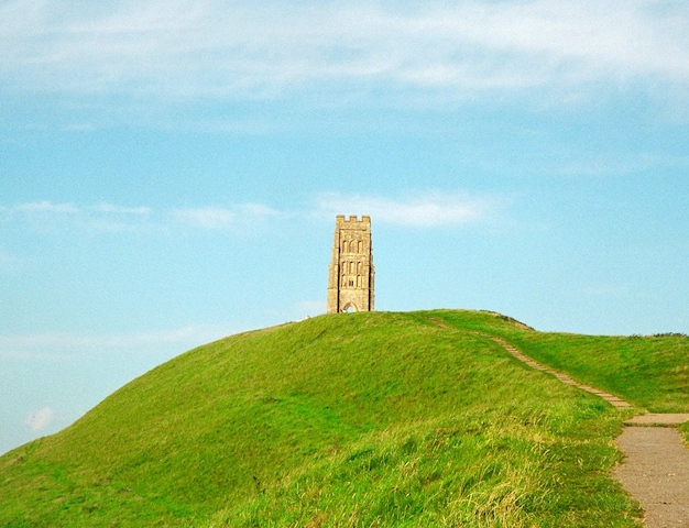 Sacred Places to visit, Glastonbury Tor
