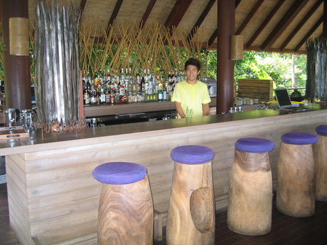 Six Senses Hideaway Samui Bar