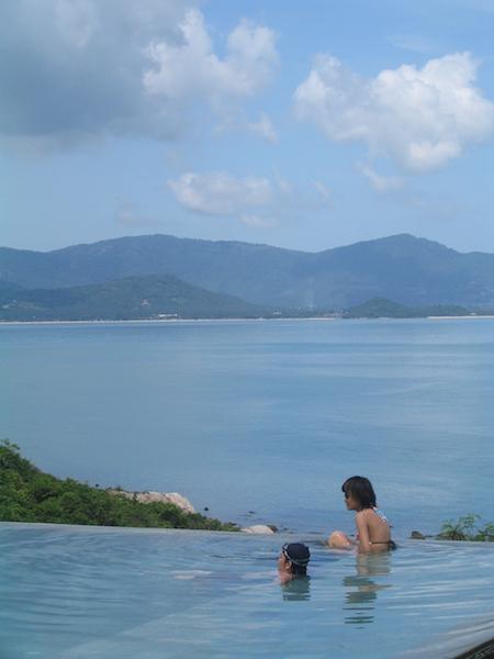 Thailand Six Senses Hideaway Samui Spa, Infinity Pool