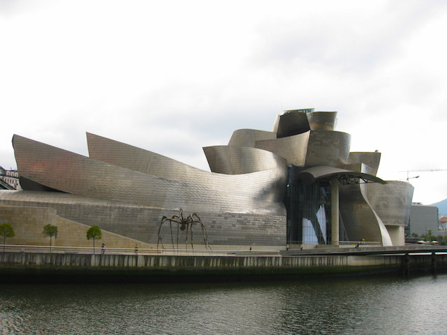 Things to do in Spain, visit the Guggenheim Bilbao