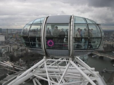 The Park Plaza Westminster Bridge is near the London Eye