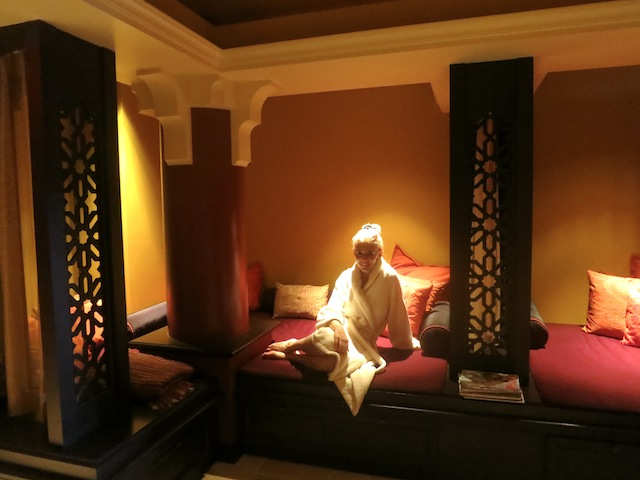 Shangri-La Hotel spa