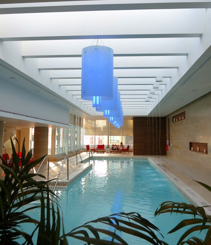 Shangri-La best Toronto spas for couples