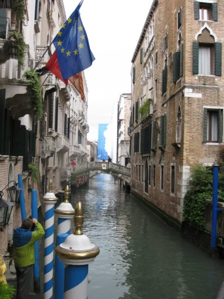 Is Venice romantic? Photo of Bridge of Sighs