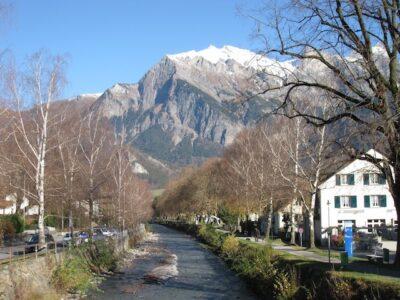 Bad Ragaz luxury spa in Switzerland