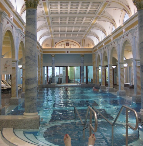 Why spend on European spa resorts?