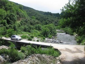 Scary Roads of the Cévennes in France