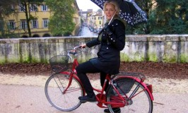 One day in Lucca: Cycling under a Tuscan Rain Cloud