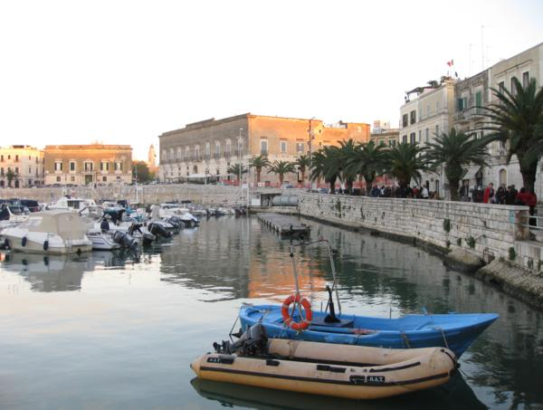 Visiting Puglia, Italy: fishing village of Molfetto