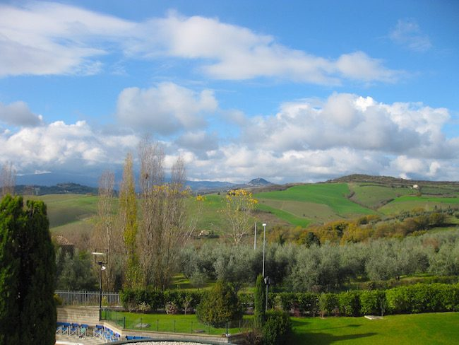 How to choose a spa in Tuscany, Fonteverde Thermal Resort