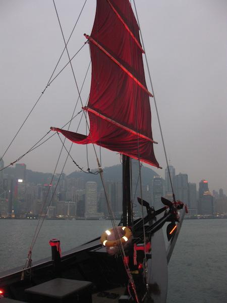 Bachelorette in Hong Kong Aqua Luna