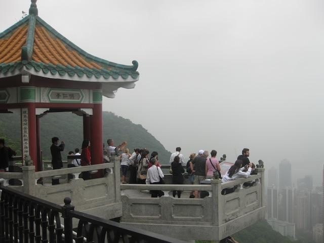 Bachelorette in Hong Kong, Victoria-Peak