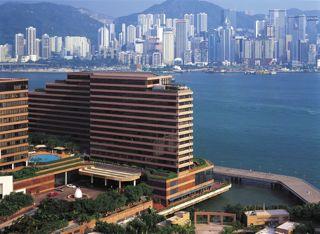 The InterContinental Hong Kong Hotel