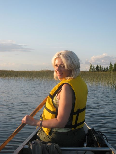 Saskatchewan has lakes, too!