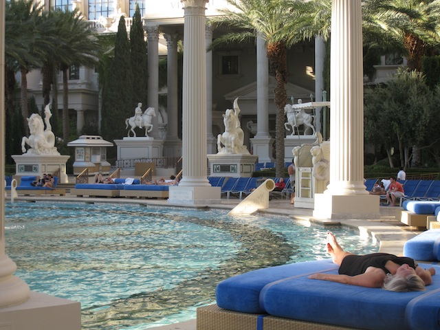 spas in las vegas, caesars palace