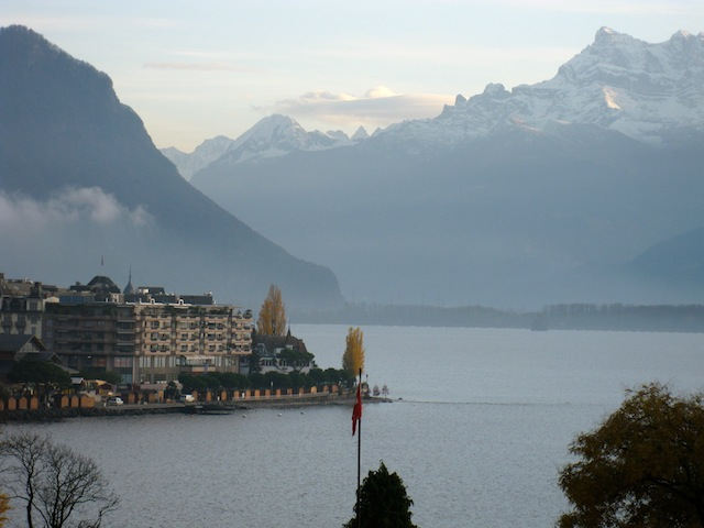 Swiss spas high tech wellness at Lake Geneva
