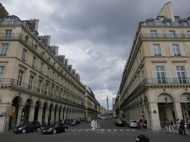 Best neighbourhoods in Paris, rue Rivoli