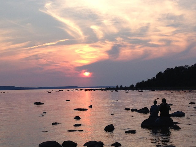 Why love Canada, Awenda Provincial Park