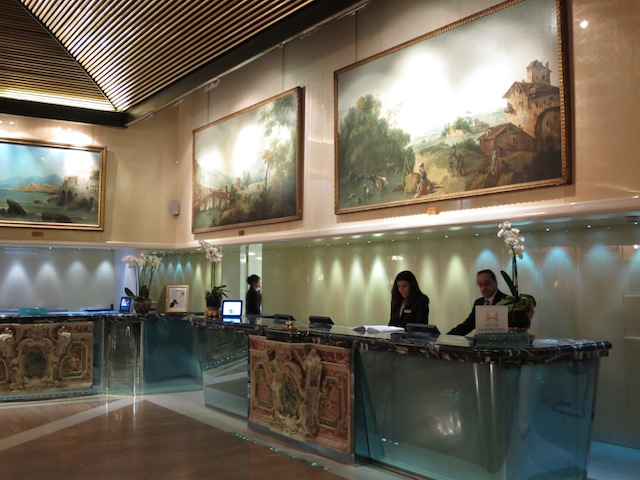 Where to stay in Rome: Rome Cavalieri Hotel