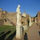 The Vestal Virgins of Rome in Italy