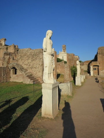 The Vestal Virgins of Rome in Italy