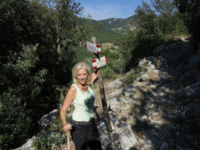 Falling for Ferentillo in Umbria for the hiking trails