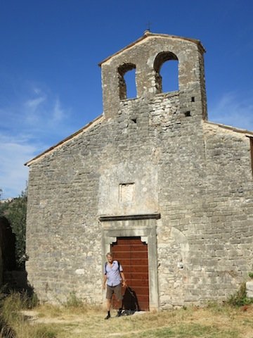 Falling for Ferentillo, Umbria, Italy for the history