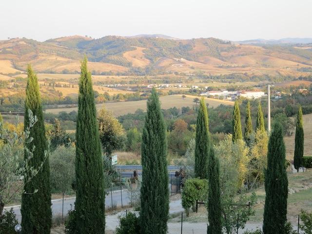 Tuscany near Terme di Saturnia