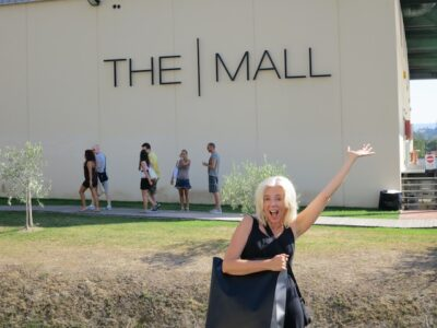 Shopping in Florence at The Mall Outlet Centre