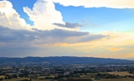 Visiting Assisi, Italy, and my night with Giotto
