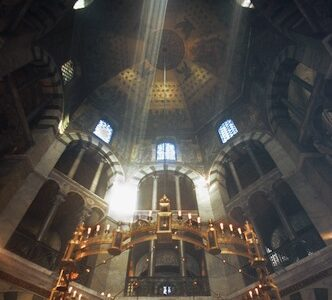 Visit Aachen and its ancient cathedral