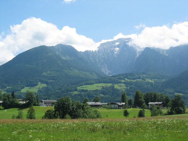 Spa towns in Europe, Berchtesgaden