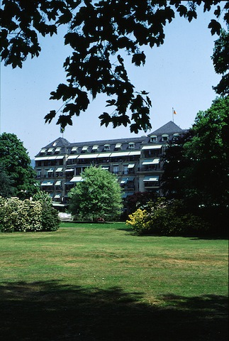 Brenners Park in Baden-Baden