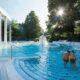 hot spring spa Caracalla Therme in Baden-Baden