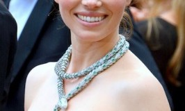 Jessica Biel at Cannes Film Festival