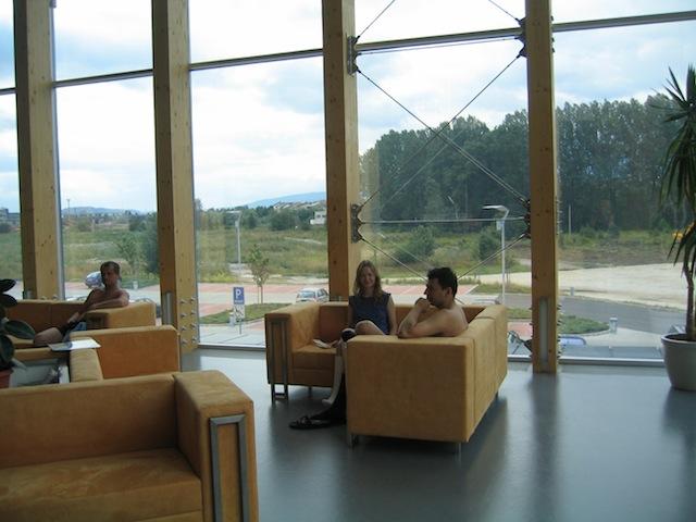 Cryotherapy Centre at AquaCity, Poprad