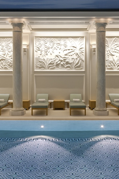 Oh la la Paris has a fancy new wellness centre at Shangri-La Paris