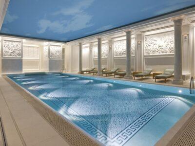 Spas in Paris Shangri-La Hotel