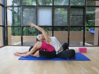 yoga at Absolute Sanctuary