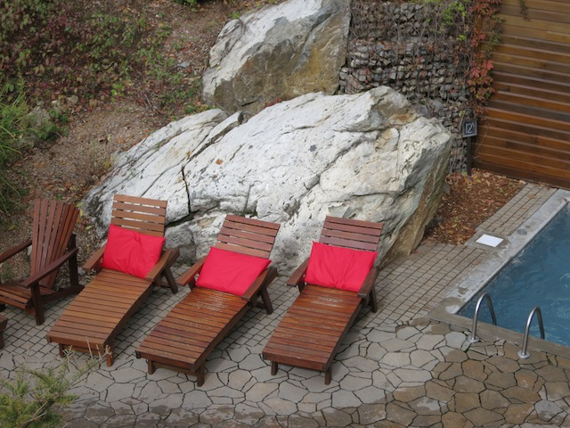 Quebec Nordic spas, La Source bains Nordiques in Rawdon