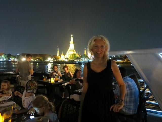 Touring Thailand