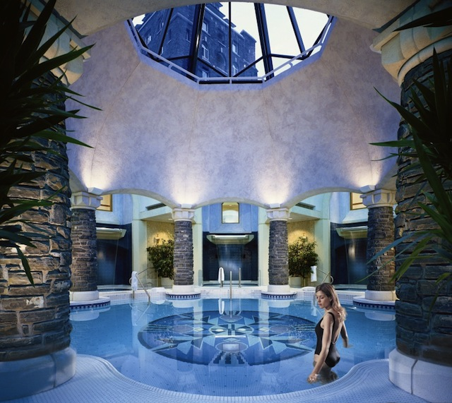 Willow Stream Spa at the Banff Springs