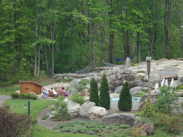 Best destination spa in Quebec, Spa Eastman
