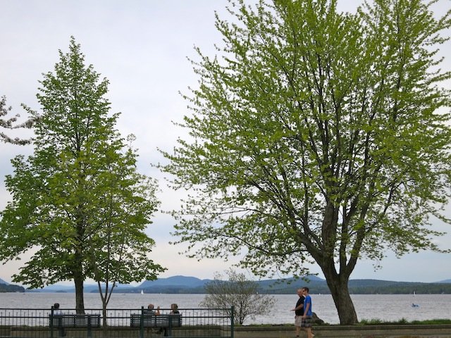 Lake Memphremagog Eastern Townships