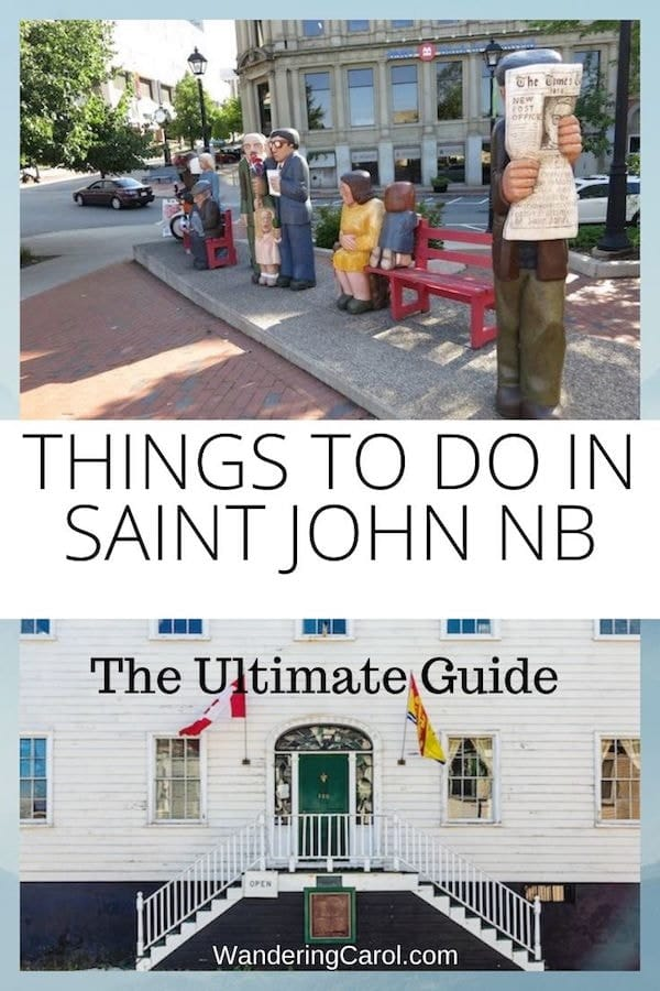 Things to do in Saint John, New Brunswick