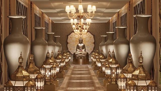 Wynn Las Vegas Hotel Spa, spas in las vegas