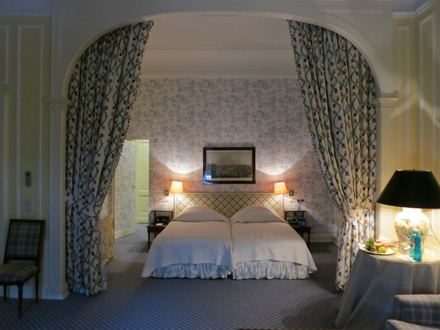 Baden-Baden honeymoon at Brenners Park Hotel with gorgeous rooms