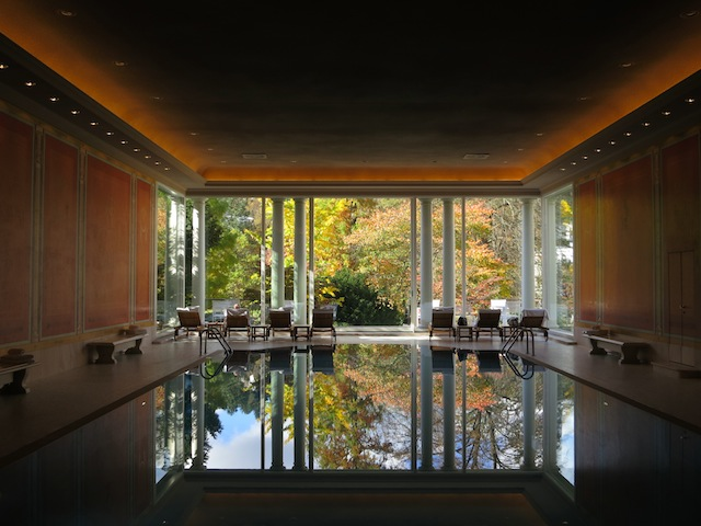 Baden-Baden honeymoon at Brenners Park, great pool facilities